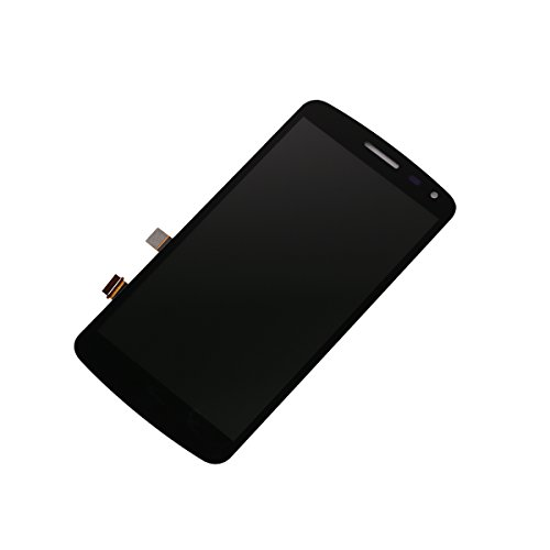 Replacement for LG Q6 K Series K5 X220 X220DS X220G X220MB Assembly LCD Screen Display Touch Digitizer Part (Black - NO Frame)