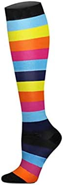 Compression Medias Para Varices Running Soccer Socks Color stripes S M product image