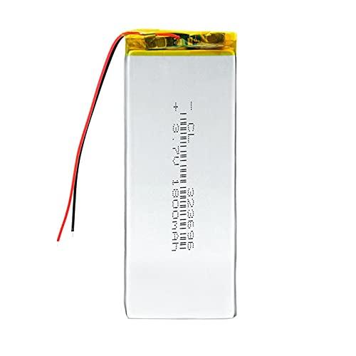 1pcs 323696 Batería Recargable De PolíMero De Iones De Litio De 3.7...