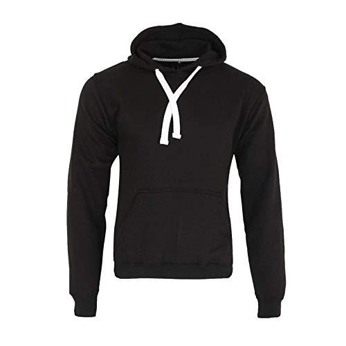 31tWz+Tx5ML. SS500  - Elite Pleasure Mens Gym Sports Plain Fleece Pullover Hoodie Long Sleeve Hooded Sweatshirt Workwear Jacket Hoody Tops UK…
