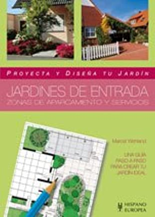Proyecta y disena tu jardin/ Plans and design your garden ...