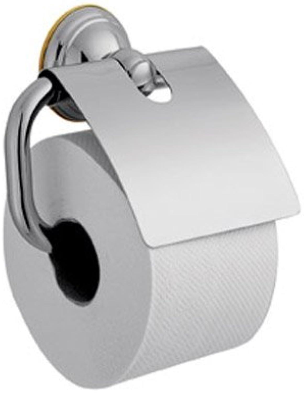 Axor Carlton Papierrollenhalter (mit Abdeckung, Zubehör) Zubehör) Zubehör) chrom B0007853DE edc5c6