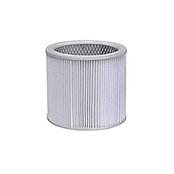 Stanley 08-2501 Cartridge Filter Fit for Most 5-18 Gallon Wet/Dry Vacuum Cleaners Compatible with SL18115 SL18115P SL18116 SL18116P SL18191P SL18199P SL18117 SL18701P-10A SL18410P-5A