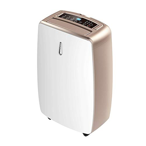 Read About DWLXSH 5L Low Energy Dehumidifier Household Electric Moisture Absorber,Dehumidification P...