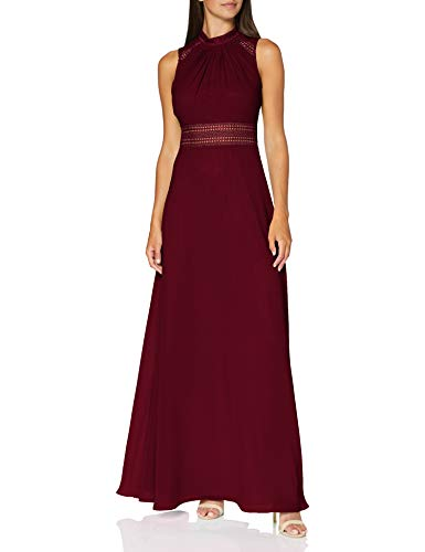 Vera Mont VM Damen 0104/4825 Cocktailkleid, Carmine Red, 36