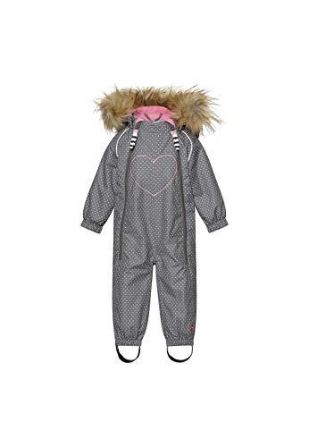 Racoon Lamont Winter Suit Traje de Esquiar, Mini Dot, 74 para Bebés