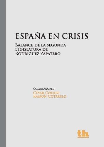 España en crisis eBook: Cotarelo, Ramón, Colino Cámara, César: Amazon.es: Tienda Kindle