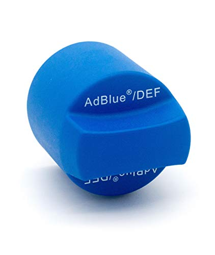 Jost Automotive DV03084000307 AdBlue Tankverschluss/DEF Cap für VW Gruppe/Maserati, blau, 40 mm