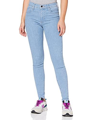 Levi's 720 Hirise Super Skinny Jeans, Eclipse Away, 32W x 32L para Mujer