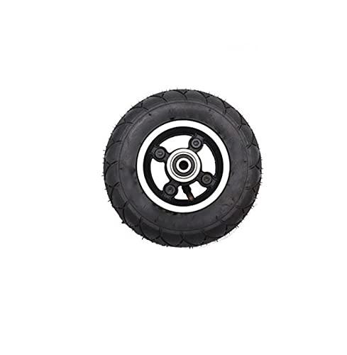 XXWW CXWHYPD Neumático Fuera de Carretera de 200x50 8 Pulgadas con llanta de aleación Adecuada para S1 S2 S3 C3 Bicicleta eléctrica 8 Pulgadas de Scooter eléctrico neumático 200 * 50 Ruedas