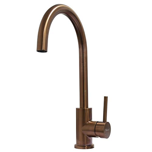 Trywell T304 Solid Stainless Steel Kitchen Sink Faucet