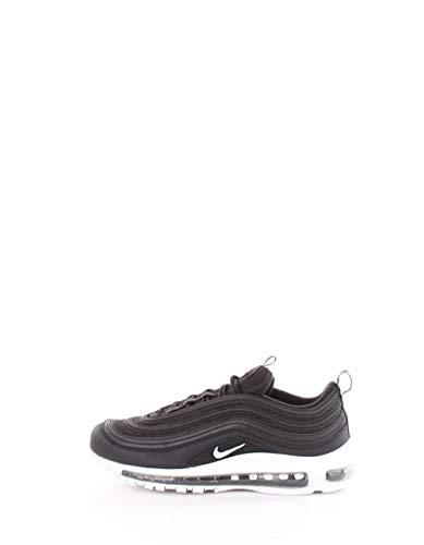 Nike Air Max 97, Scarpe da Ginnastica Basse Uomo, Nero (Black/White 001), 42.5 EU