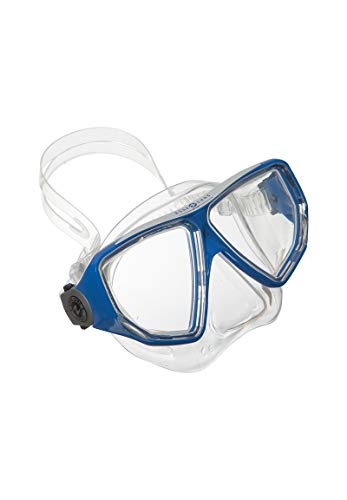 Aqua Lung Oyster Taucherbrille blau L