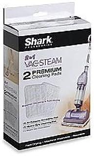 Shark XT2010wm Vac-then-Steam Mop Replacement Pads 2-Pack