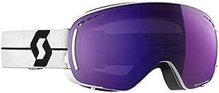 Scott LCG Compact LS Goggle - Photochromic White Black/Lt Sens Blue Chr + Illum Bl Chr