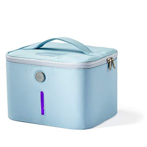 Pulox UVC Desinfektionstasche tragbarer UV Sterilisator schnelle und einfache Sterilisation 99,9% in nur 3 Minuten