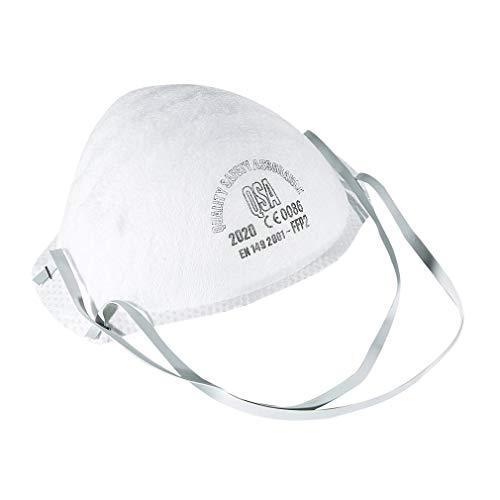 Atemschutzmaske FFP2 Maske Atemschutz Mundschutz Atemschutzmaske zur Prophylaxe Schmierinfektionen & Tröpfcheninfektionen (1PCS) - 2