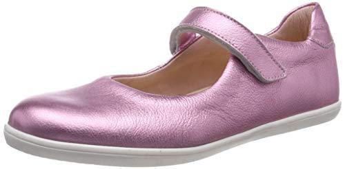 Däumling Mädchen Adis Geschlossene Ballerinas, Pink (Las Vegas Begonia 02), 30 EU