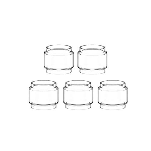 Pang-qingtian 5PCS Burbuja Tubo DE Vidrio Apto para vaporesso SKRR-S Mini Apto para SKRR Lujo Kit Nano S Apto para Sky Solo Plus Pyrex Fat Glass Tank (Color : Gen Kit 8ml, tamaño : 5PCS)