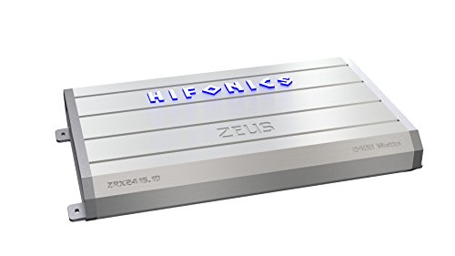 Hifonics ZRX2416.1D 2400-Watt Amplifier