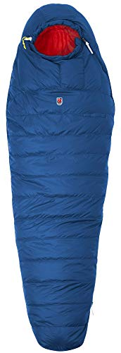 Fjällräven Synthetikschlafsack Sarek Three Seasons Regular Schlafsack, Bay Blue, One size