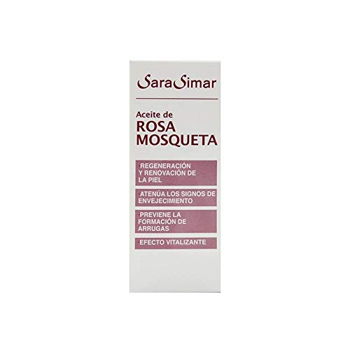 Sara Simar Oleo de Rosa Mosqueta, Aceite Corporal - 30 ml