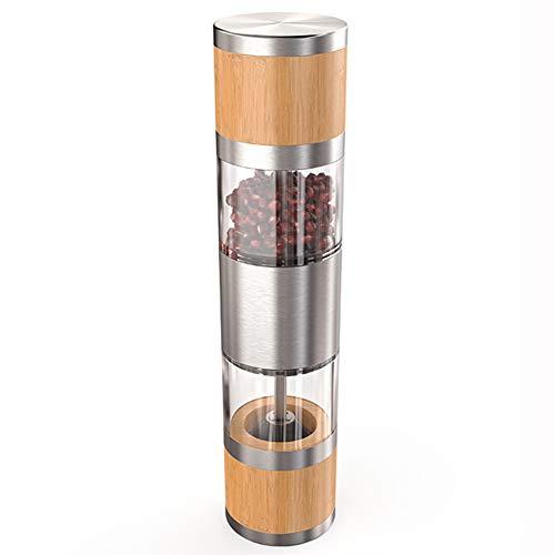 FSGD Pepper grinder, handmatig huis keuken glas kruiden fles sesam peper pasta peper gemalen fles peper