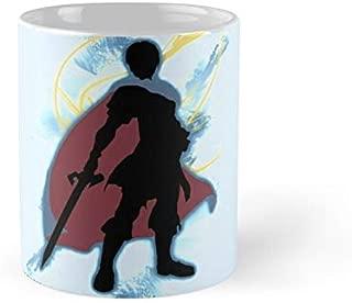 Super Smash Bros. Silhouette Mug - 11Oz Mug - Made From Ceramic