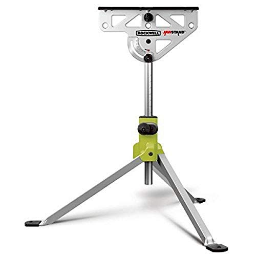 Rockwell JawStand Portable Work Support Stand with Clamping, Rotating, and Low-Friction Features – RK9033