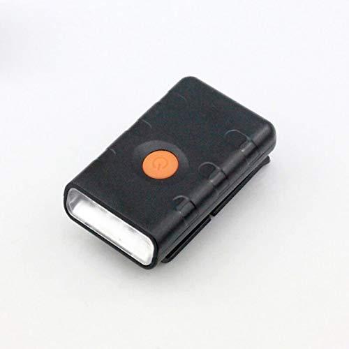 ZQJSC Linterna frontal sensor infrarrojo fuerte faro de camping al aire libre linterna de la luz de la luz de la luz de la luz de la pesca de la lámpara de los auriculares mini