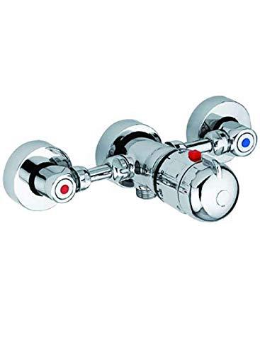 Poletti S100T0B Miscelatore termostatico per Doccia o Vasca