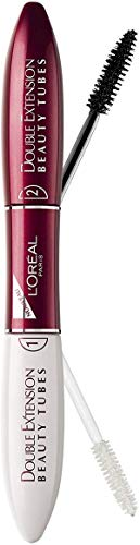L'Oreal Make Up - Double Extension Mascara 01-black 12 ml (1000038155)