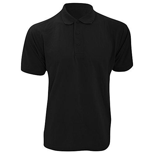 KUSTOM KIT Kustom Kit Klassic Superwash Polo-Shirt (S) (Schwarz)