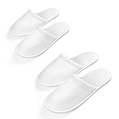 AQUEENLY Spa Slippers 24