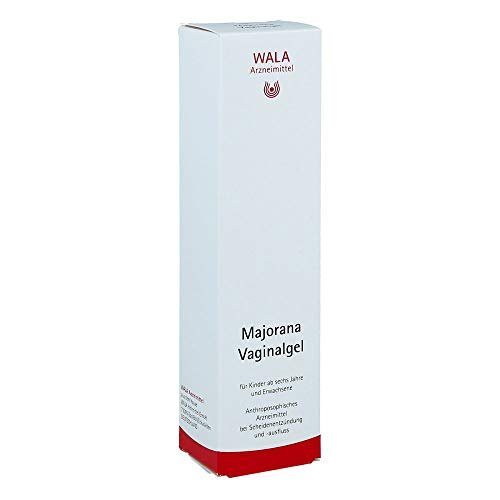 WALA Majorana Vaginalgel, 100 g Gel