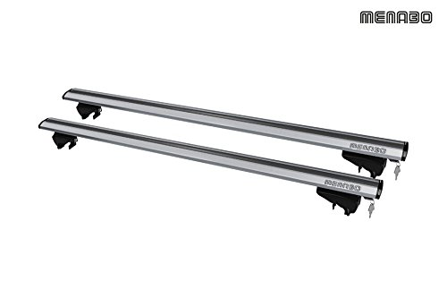 Barras de techo para Mercedes GLC (X253) desde 2015