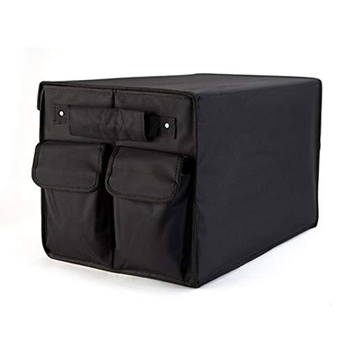 Heavy Duty Oxford Auto-Kofferraum Organizer Box Folding-Speicher-Beutel-Schwarz-Boot-Organizer zusammenklappbarer Beutel-Organisator-Trunk-Car