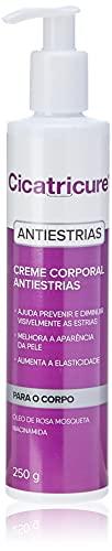 Kit Cicatricure creme para estrias 250g c/3