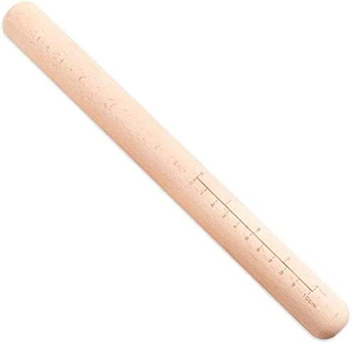Professional Wood Rolling Pin for Dough Clearance SALE Limited time Uten Fort Worth Mall Pie Kitchen Cookie