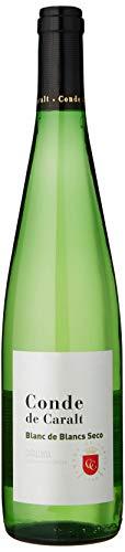 Conde De Caralt - Vino Blanco Seco - Botella 75 cl