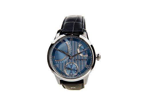 Maurice Lacroix Masterpiece Calendar Retrograde MP6568-SS001-430-1 Reloj Automático para Hombres