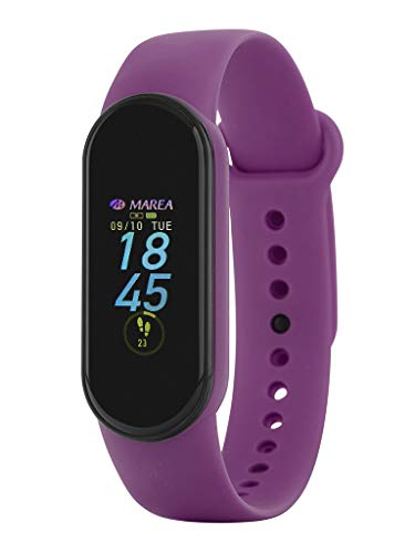 Smartwatch Marea Control Ciclo Fitness Reloj para Mujer B57007/4