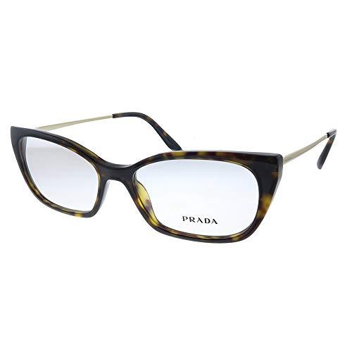 Prada PR 14XV 2AU1O1 Havana - Gafas de sol (plástico, 52 mm)