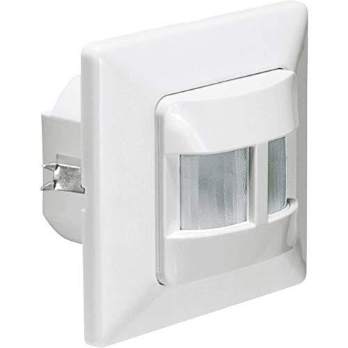 GEV Unterputz-Bewegungsmelder Agon 180° LBW 18419 für LED, 230 V, Weiss