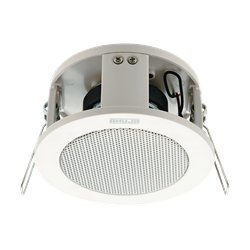 Ahuja Ceiling Speaker 6W With White Grill(Pack Of 6 Speakers)