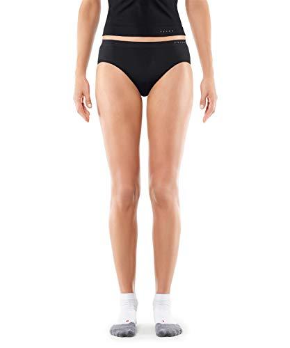 FALKE Damen, Panties Cool Funktionsfaser, 1 er Pack, Schwarz (Black 3000), Größe: S