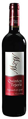 QUINTOS DE LA TEJERA de bodega Montalvo Wilmot | vino tinto roble de la Tierra de Castilla