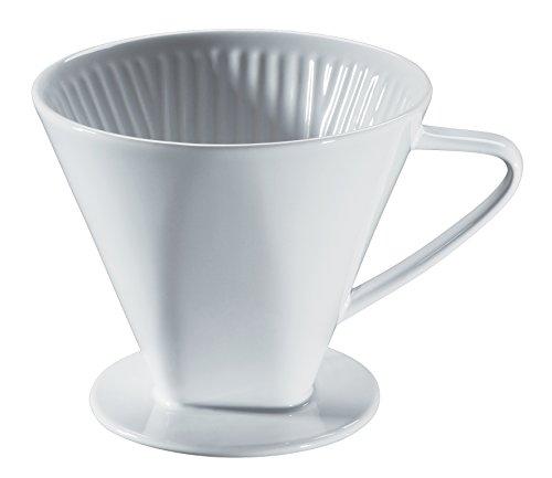 CILIO Kaffeefilter Größe 6, Durchmesser 16 cm, Hartporzellan (H.Nr.105179)
