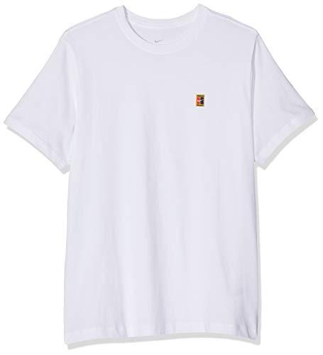 NIKE M Nkct Court Emb tee Camiseta de Manga Corta, Hombre,...