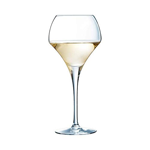 Chef & Sommelier Open Up - Copa para vino, vidrio, transparente, 370 ml, pack de 6